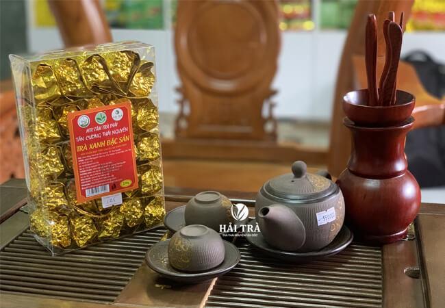 Địa chỉ bán trà thái nguyên tân cương hữu cơ tốt nhất