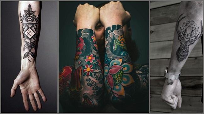 các hình xăm cổ tay nam đẹp nhất