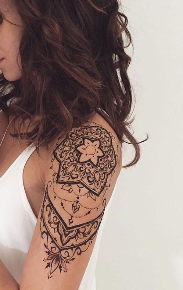 Khám phá mandala tattoo ý nghĩa nhất!