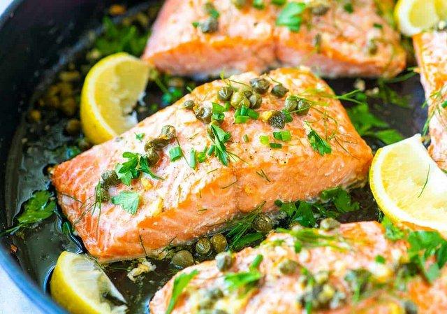 Trả lời: Bà bầu ăn cá hồi sống được không? Bà bầu ăn cá hồi có tốt không?