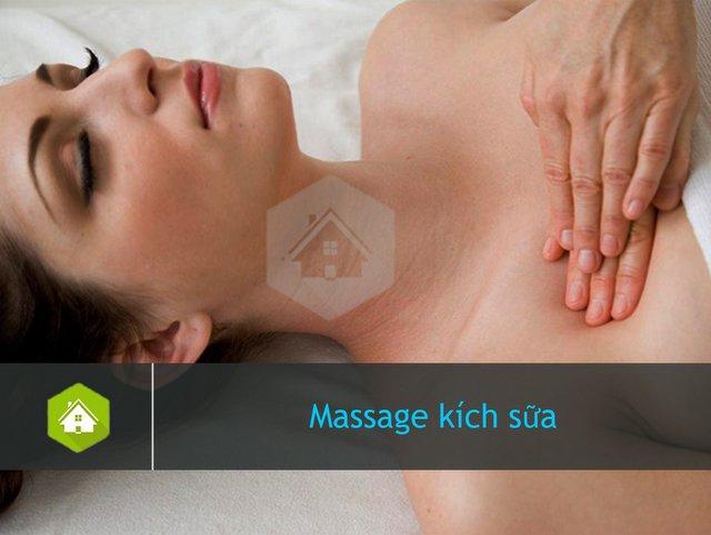 [Giải đáp] Massage kích sữa là gì & Những lợi ích không ngờ từ massage kích sữa