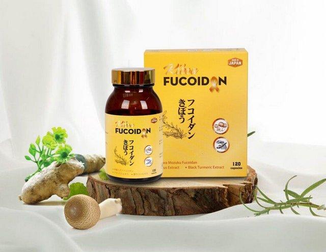 Kibou Fucoidan - Dòng sản phẩm mới ra mắt 2020