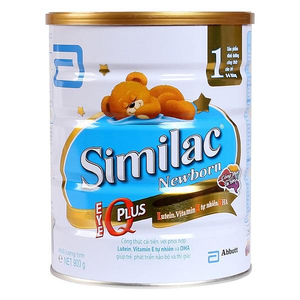 Top 10 loại sữa bột tốt nhất hiện nay dành cho trẻ 0-6 tháng tuổi