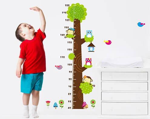 Bảng chiều cao cân nặng của trẻ từ 0 tới 5 tuổi năm 2020 - 2021