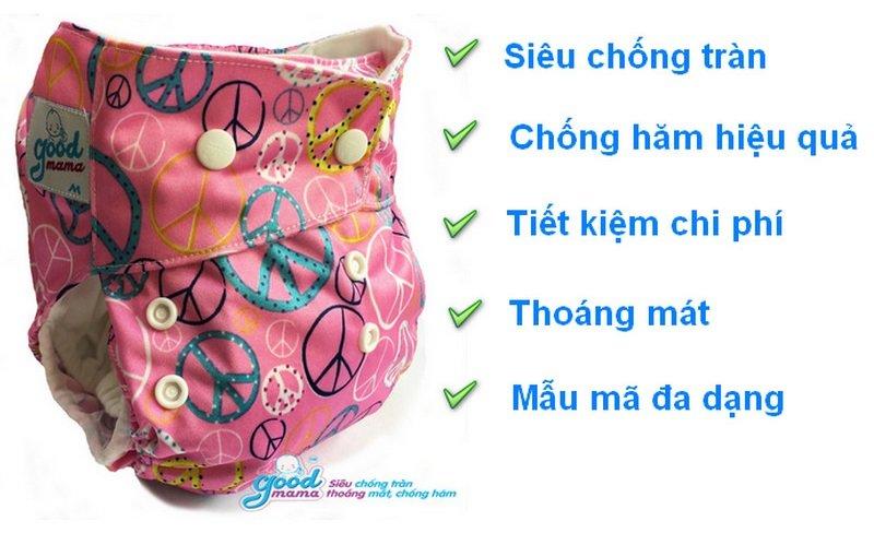 Review Bỉm vải cho bé #Top 4 loại bỉm vải cho bé tốt nhất Việt Nam
