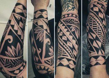 Tổng hợp những hình xăm Maori phổ biến nhất hiện nay